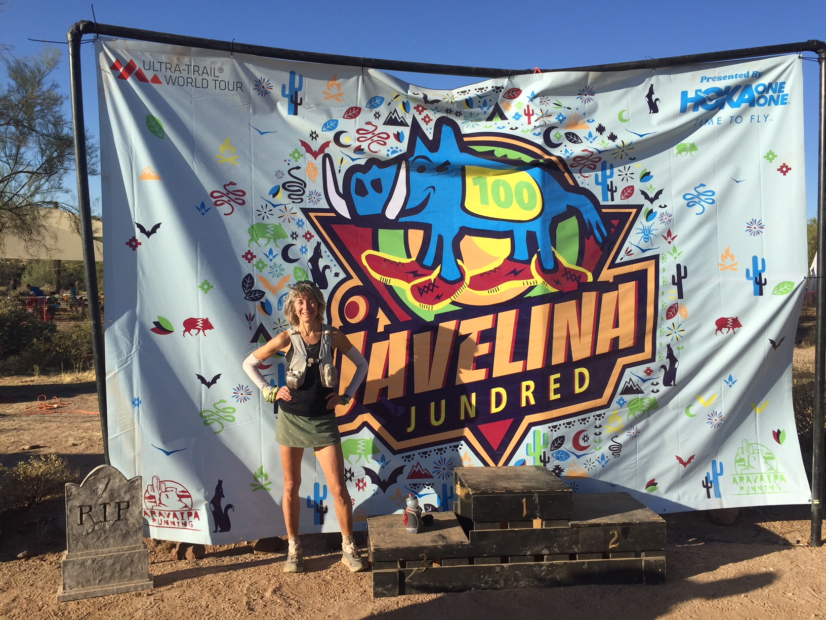 Ultramarathon mindset coach Susan Donnelly trains to do more than survive 100-mile races like Javelina 100