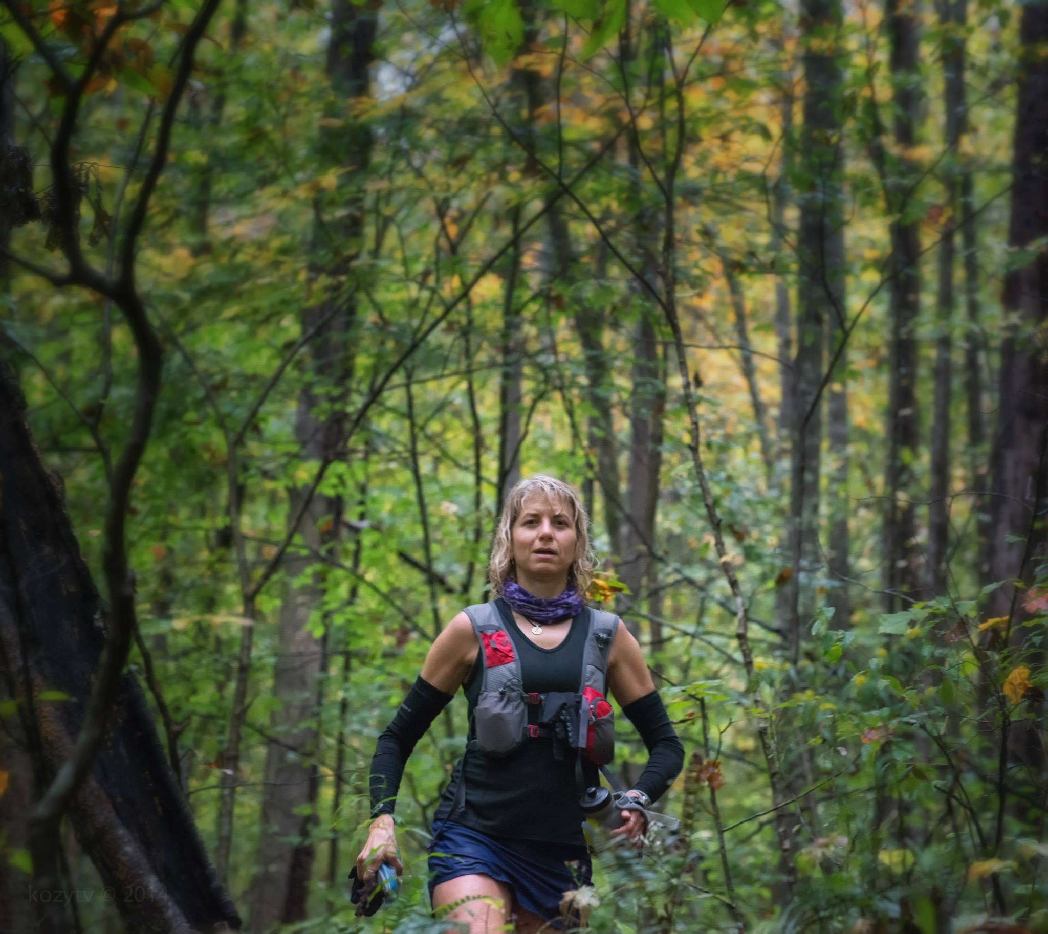 Ultramarathon mindset coach shares her DNF rule for success at 100-mile running