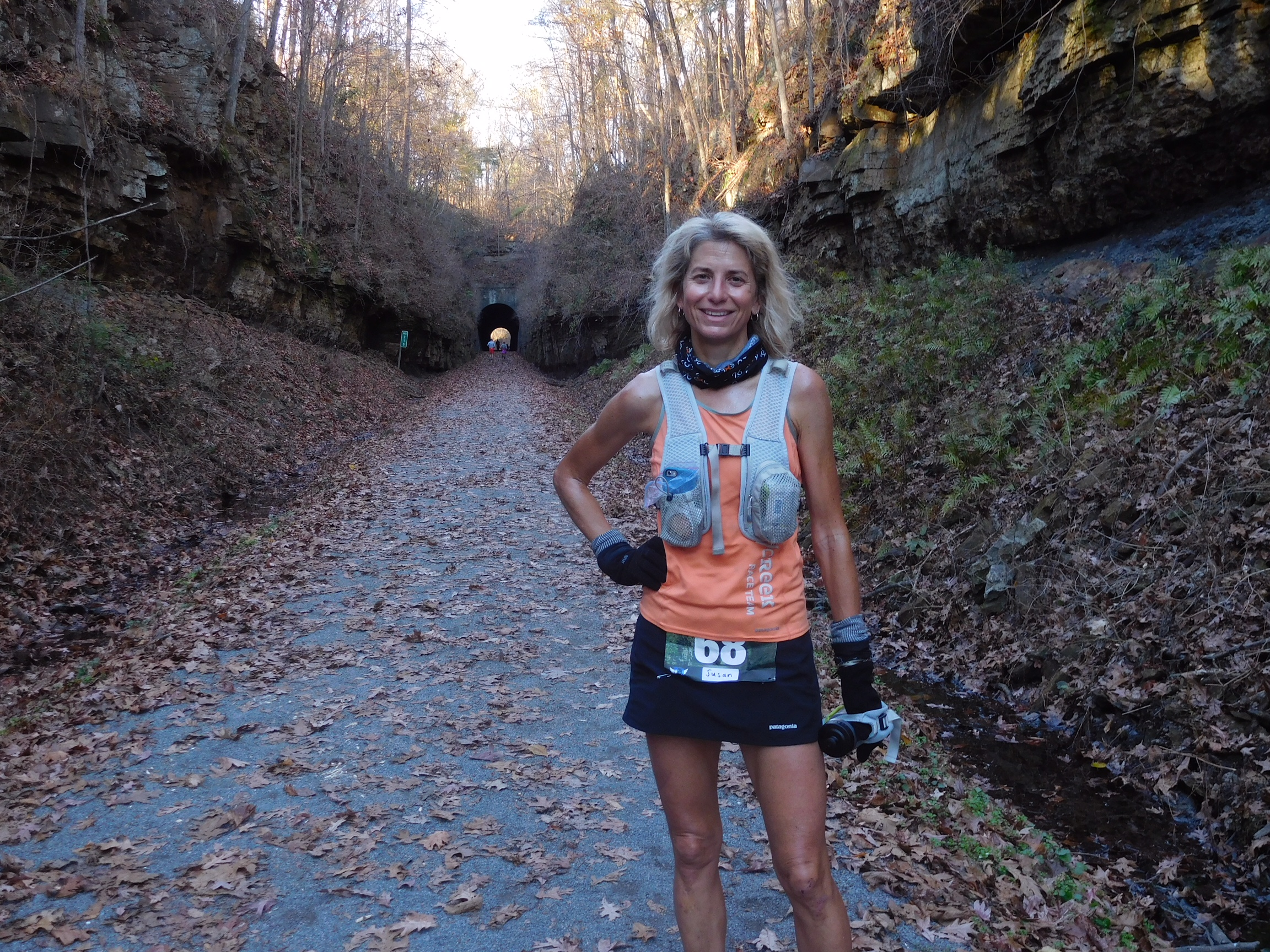 Ultrarunning mindset coach Susan Donnelly focuses on strengths instead of weaknesses to finish races like Tunnel Hill 100 mile
