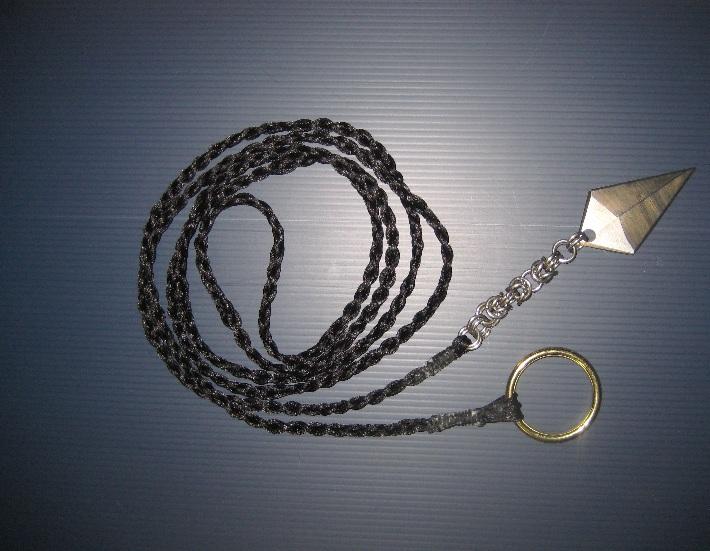 Steel rope dart