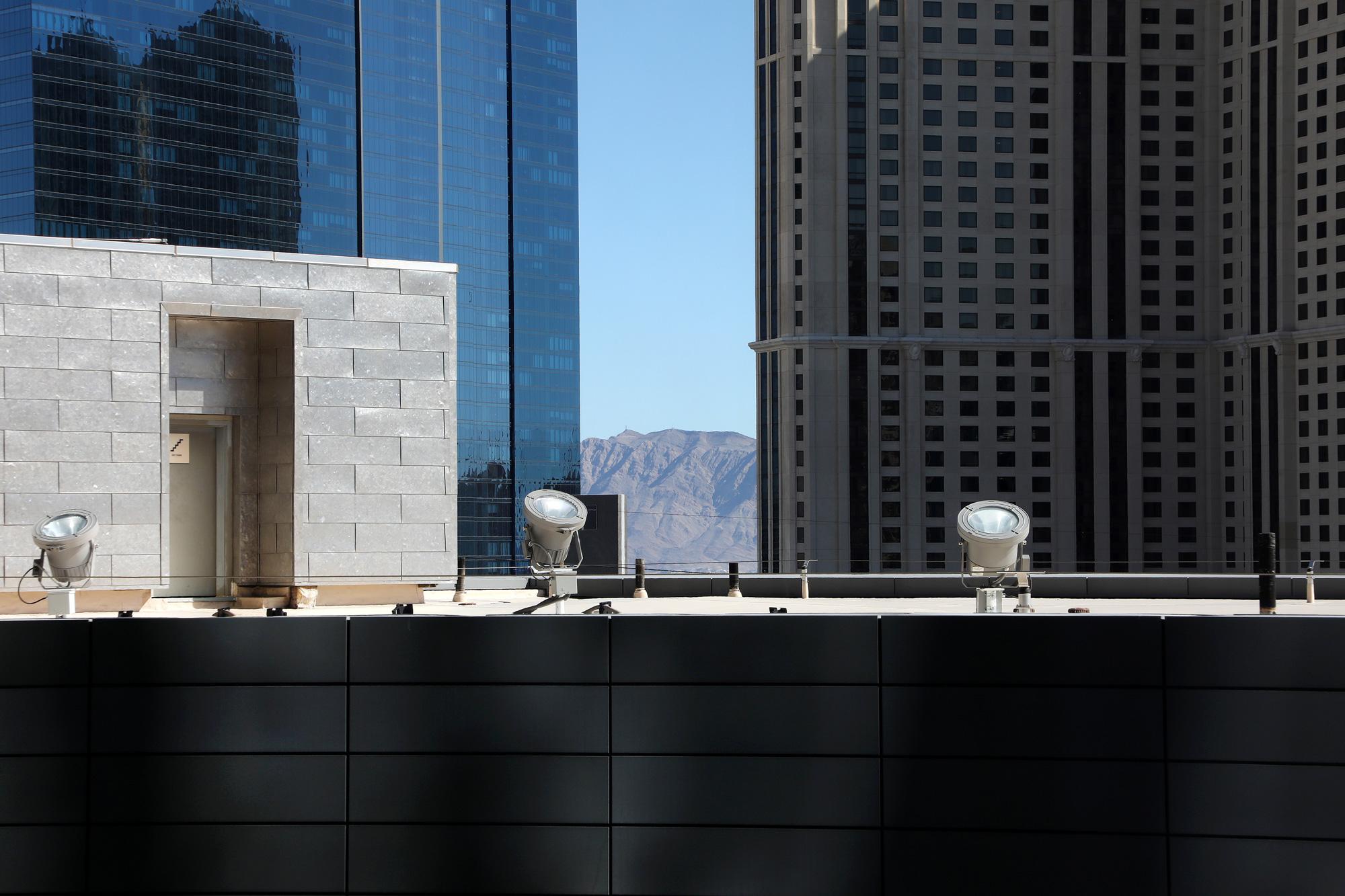 Vegas Skyline , 2018