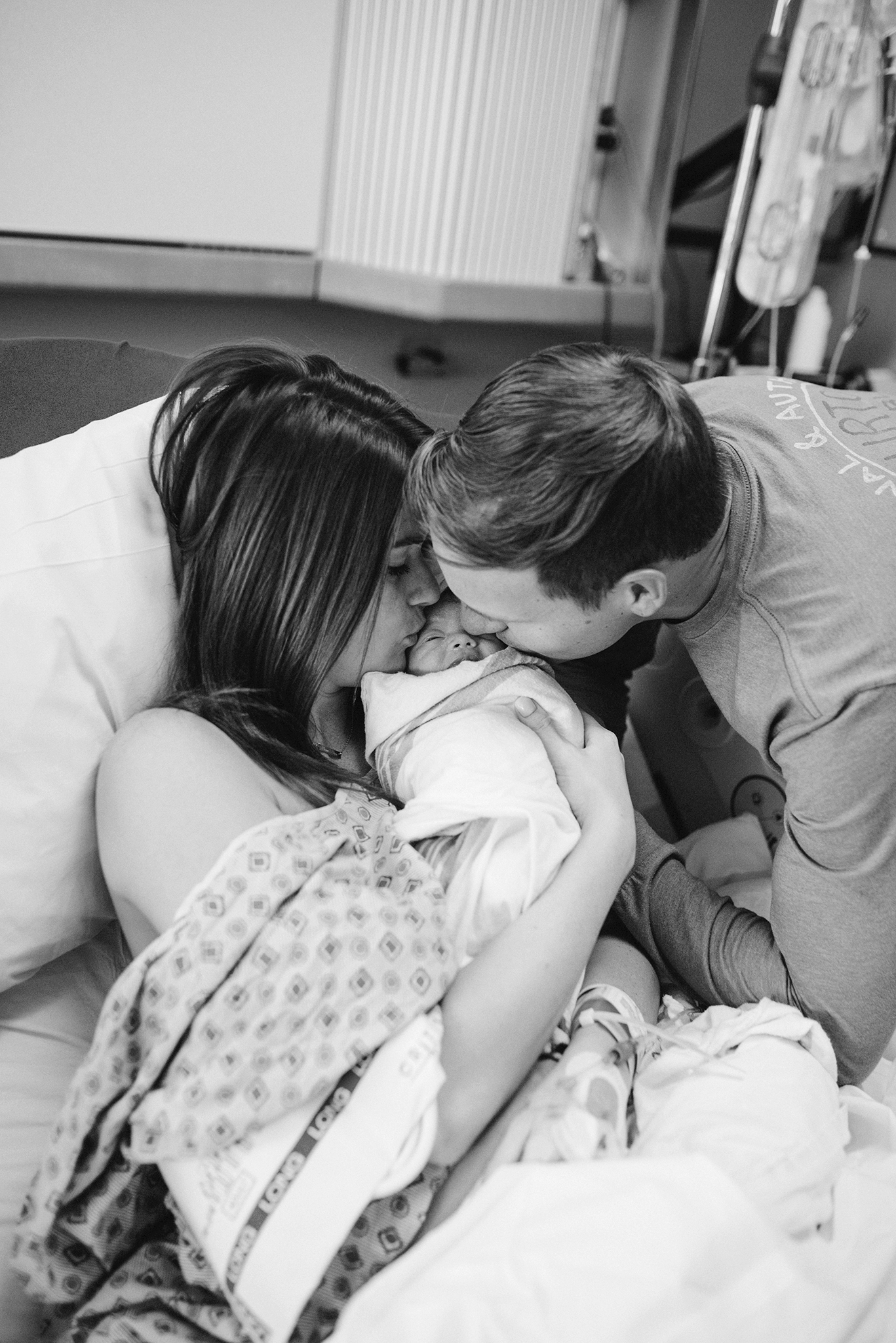 Husband and Wife welcome daughter at Warner Robins Hospital