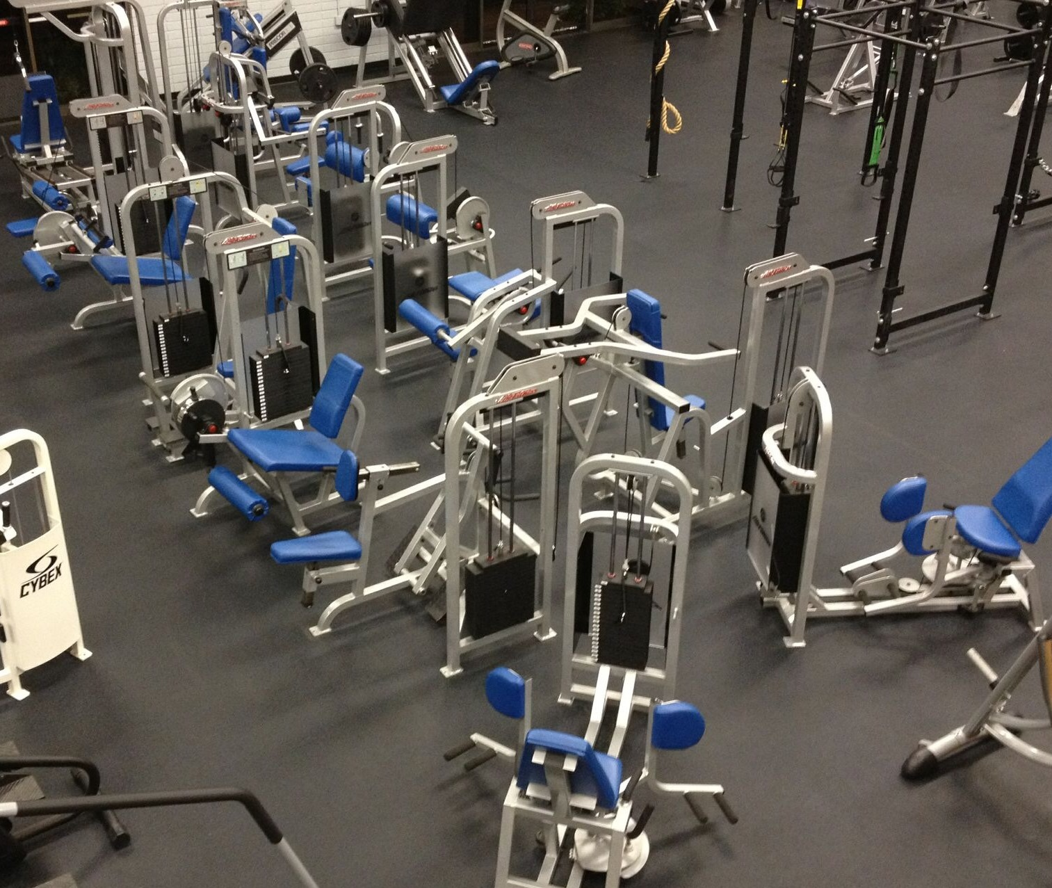 Full Selection of Strength Machines -