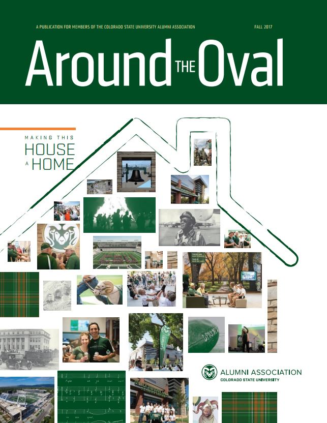 Around the Oval Magazine Fall 2017