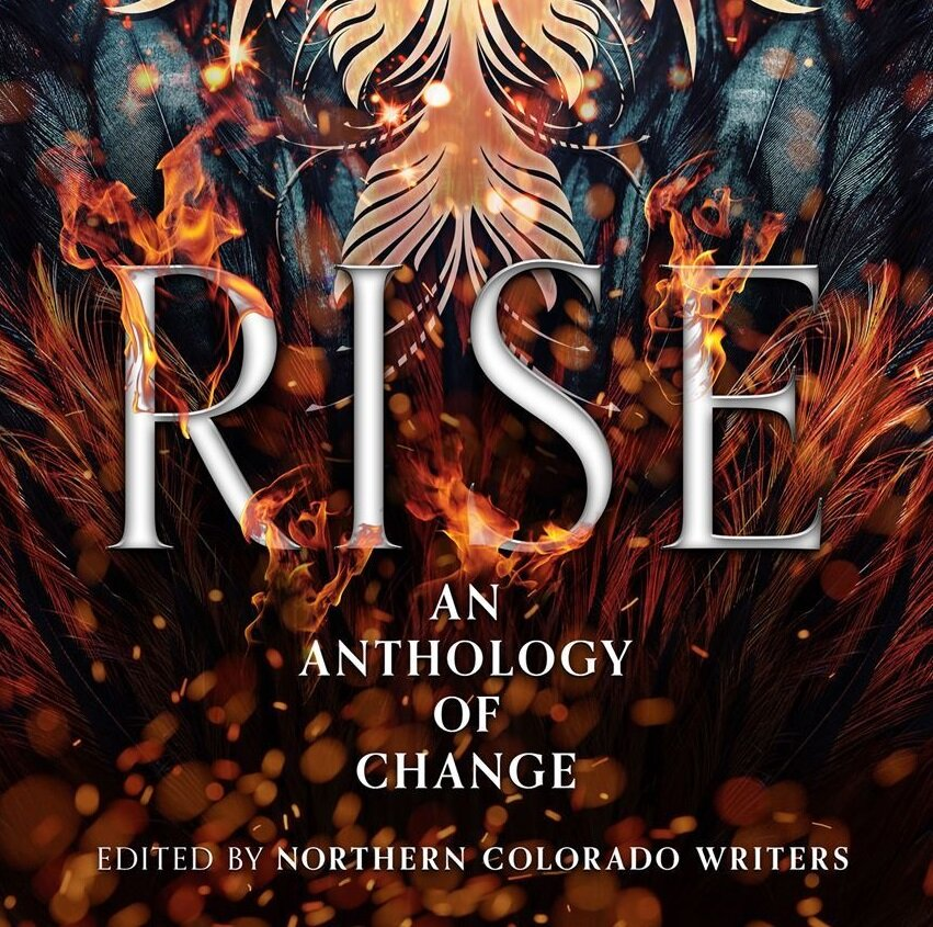 """  Follow the Hula Girl   ,""   Rise: An Anthology of Change , October 2019."