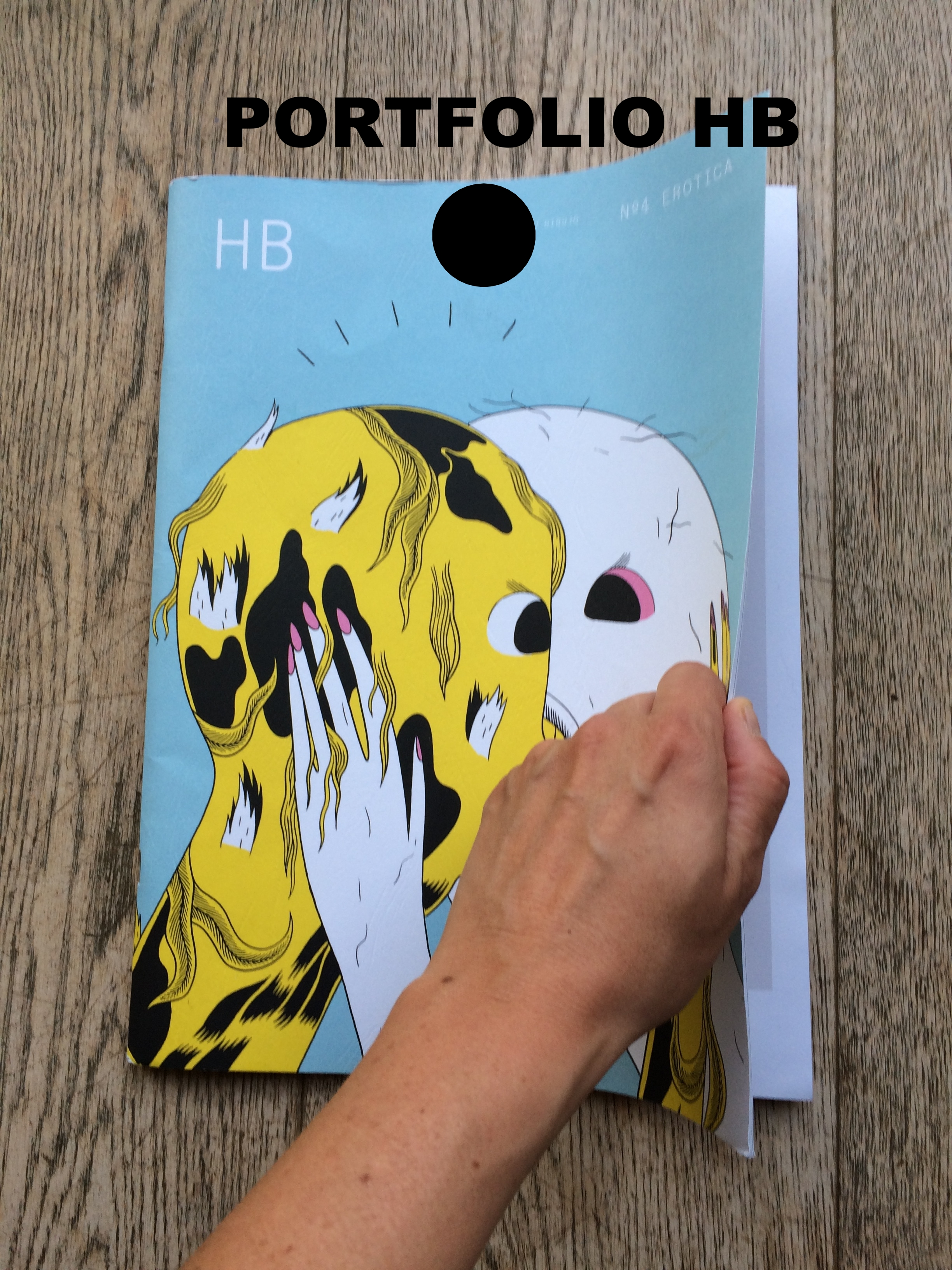 revue HB- Erotica