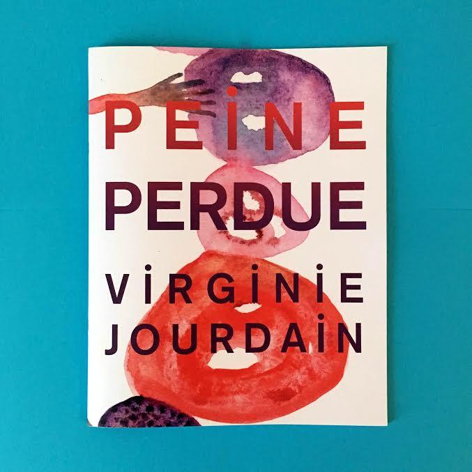 PEINE PERDUE, publication de dessins édité par B&D Press