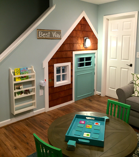 Dania Farhat, Decor for Kids, All About Playrooms