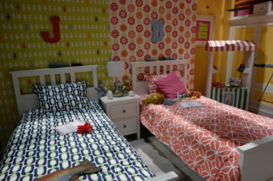 Blackish Child Bedroom
