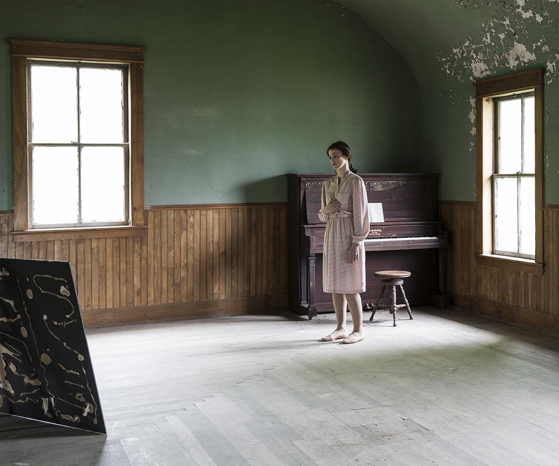Untitled - Female Solo, Eden, VT 2014