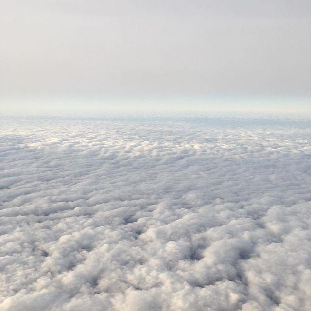 Airborne Scapes #somewhereoveramerica #winter #travel