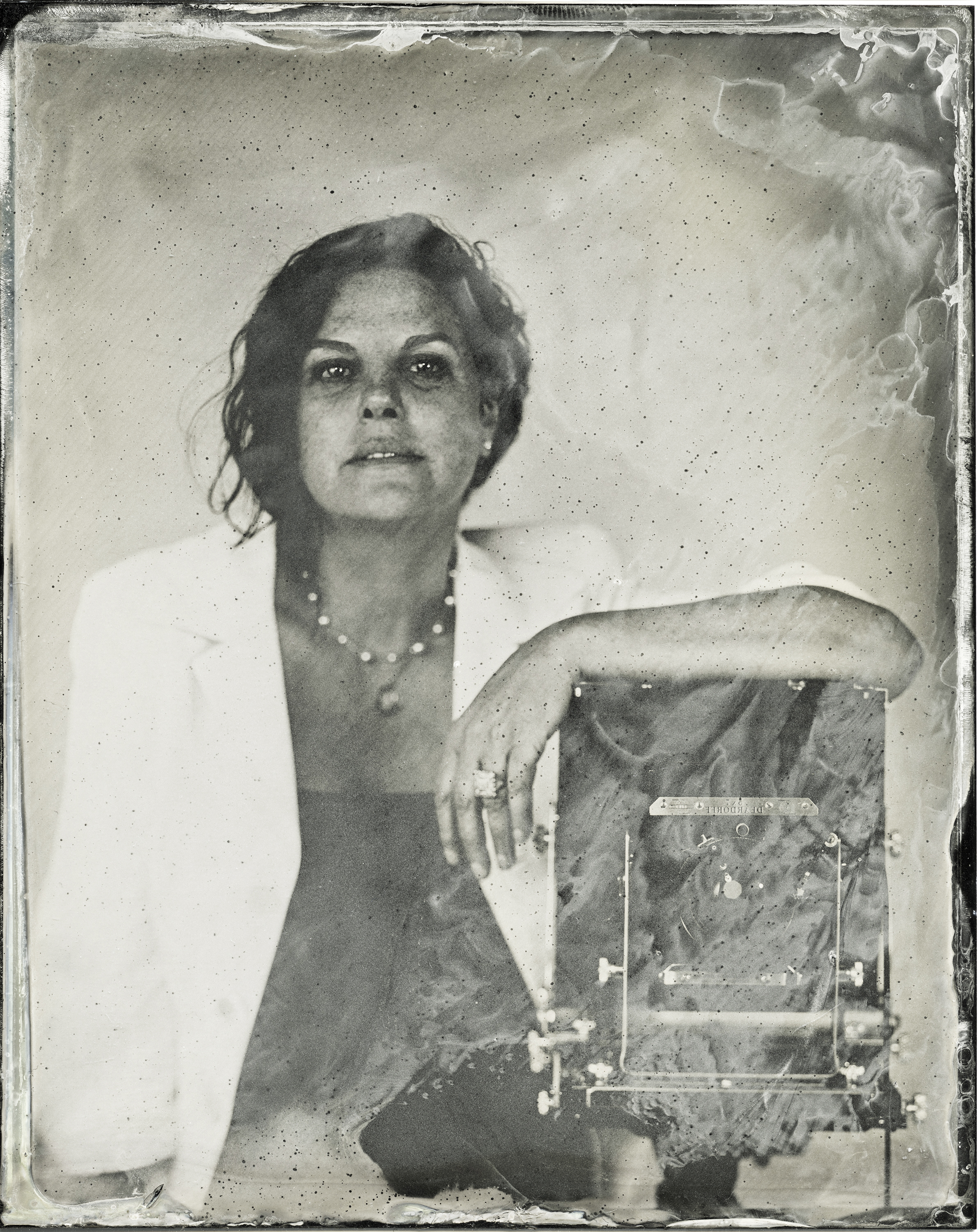 Tintype Portrait by Asa Gilmore, 2016