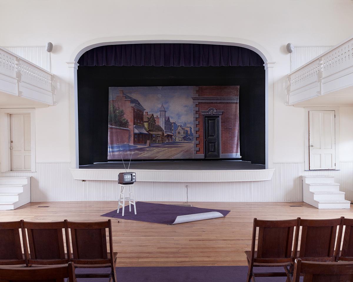 Untitled - Town Hall, Eden, VT