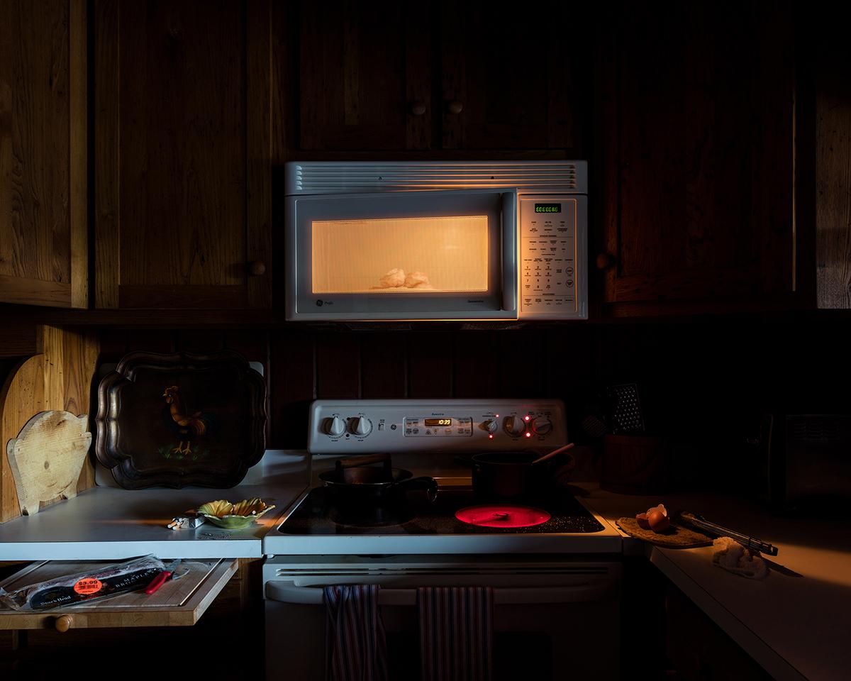 Untitled - Night Kitchen, Rabun, GA
