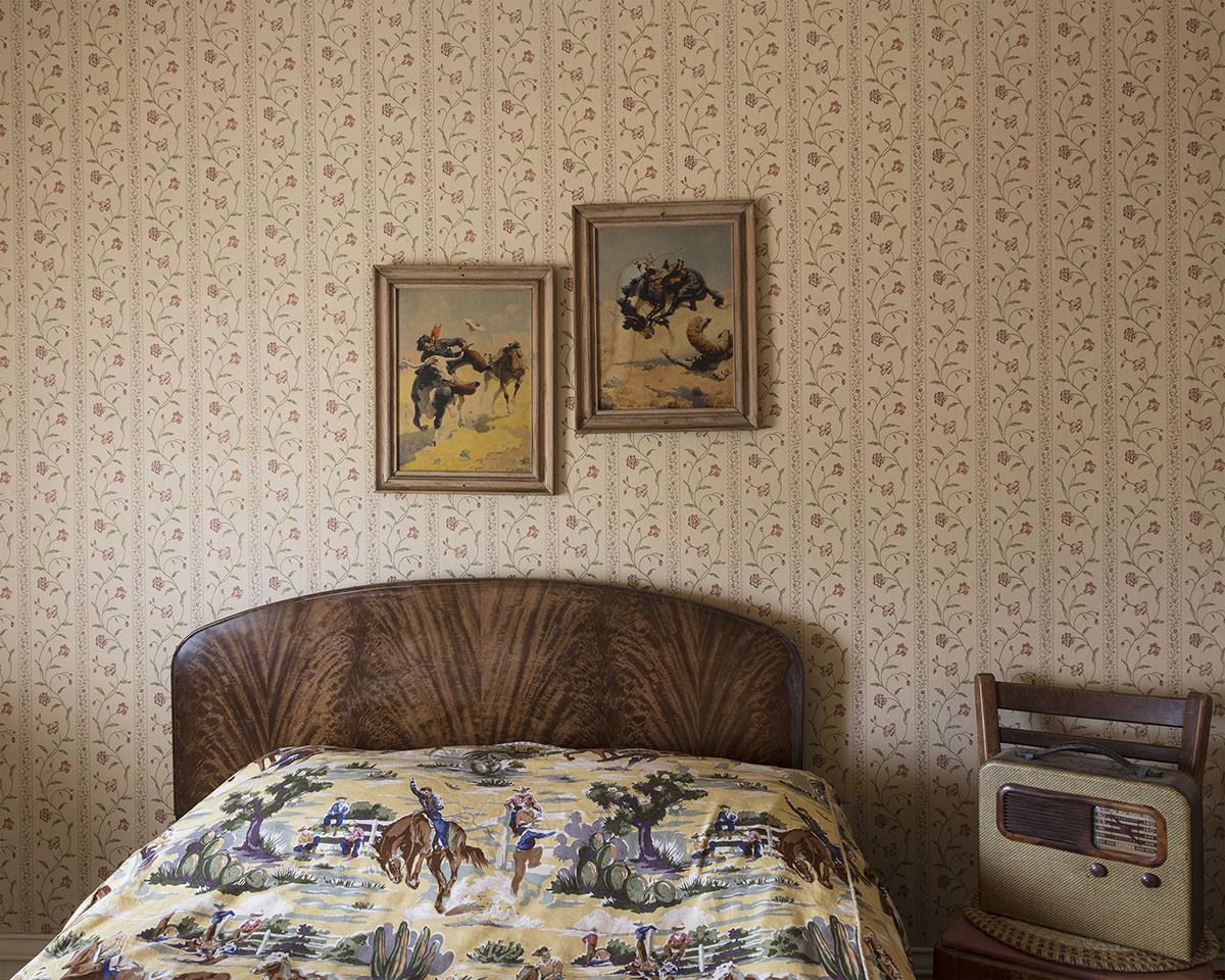 Untitled - Cowboy Comforter