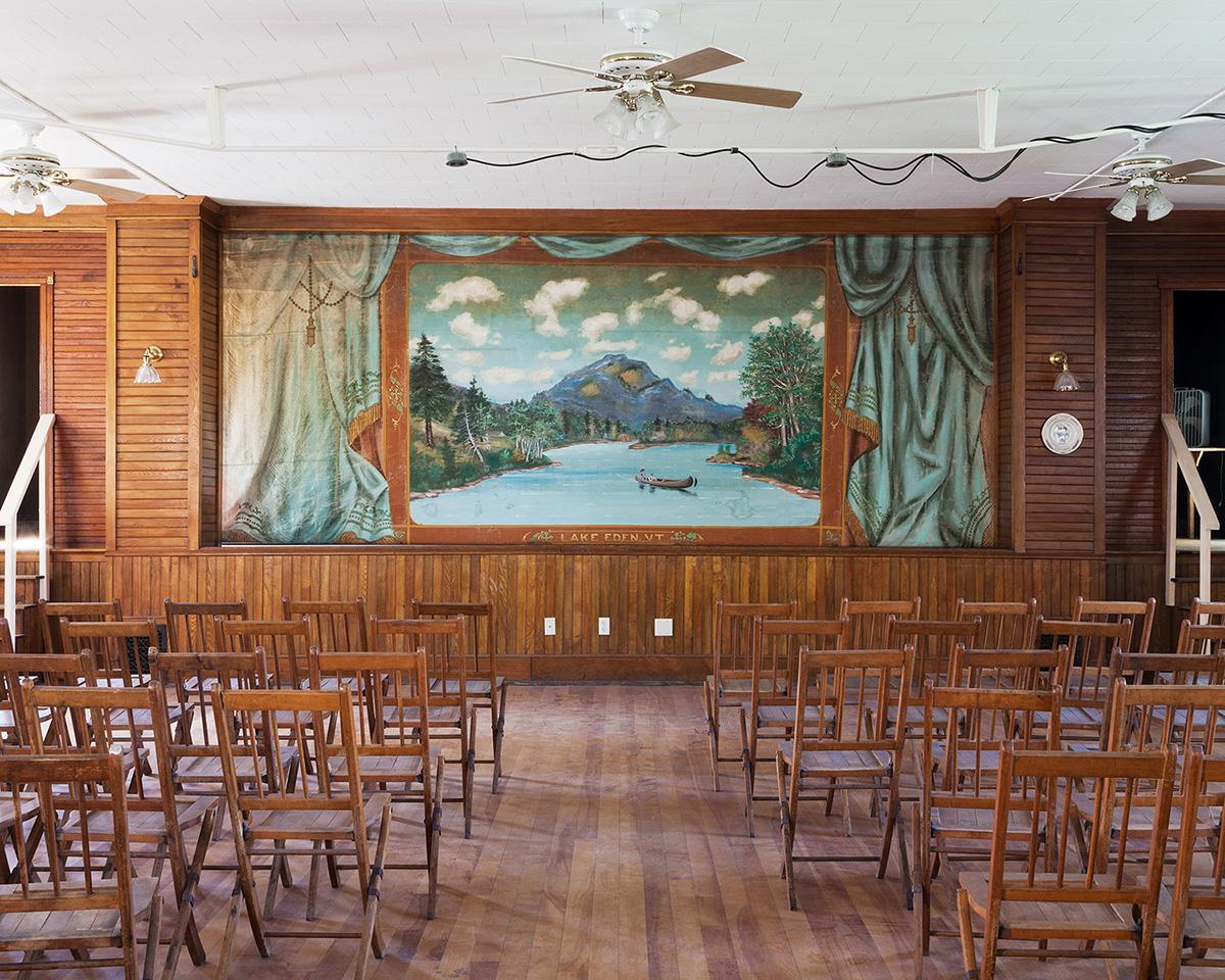 Untitled - Grange Hall