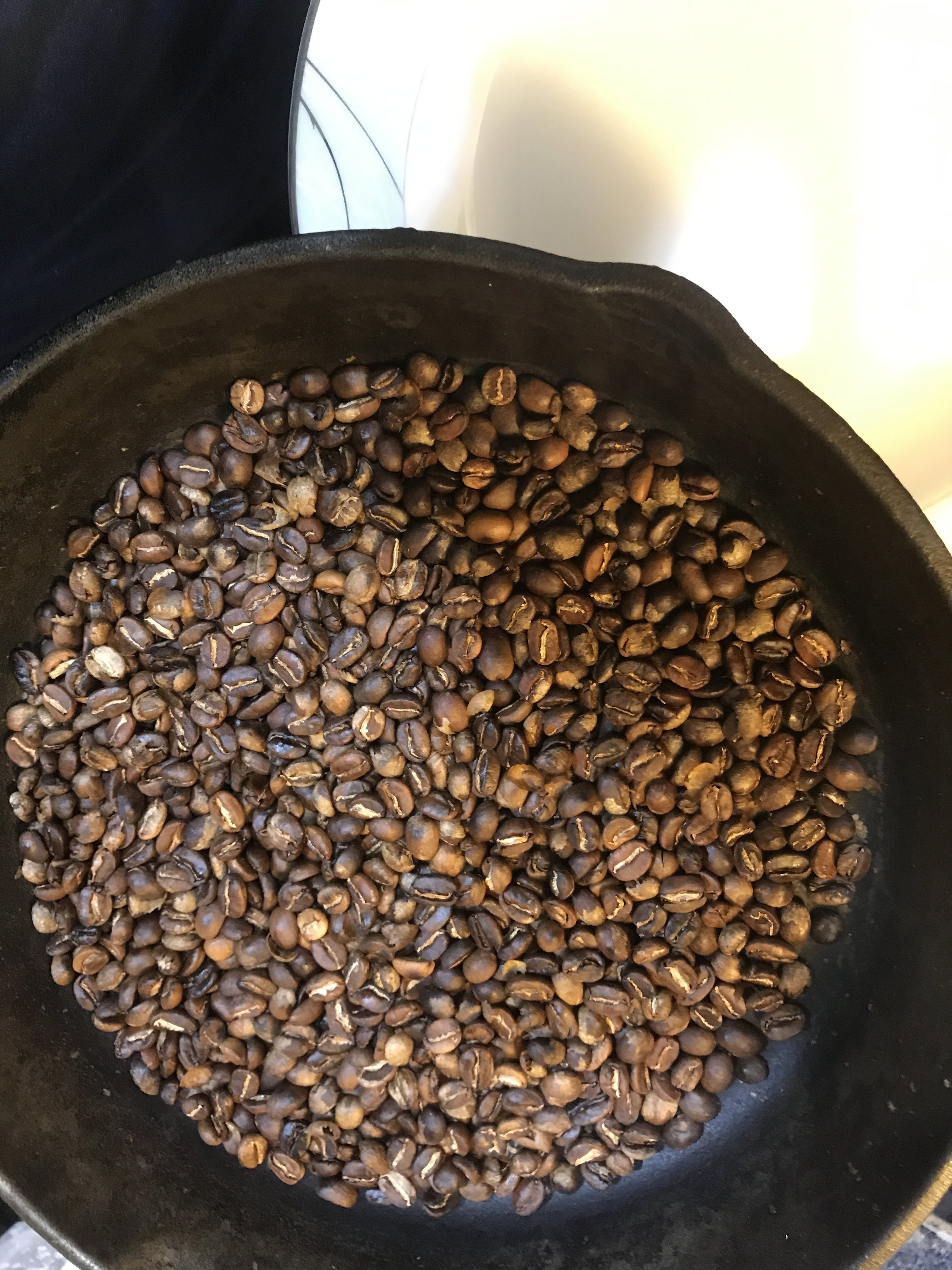 Our roasted coffee beans got us through Hurricane Irma, along with a little help from our friends!