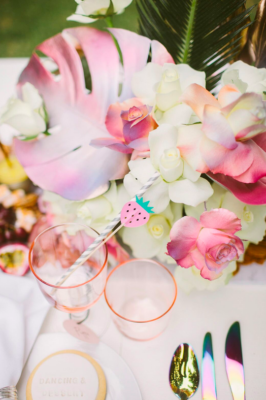 Iridescent Pop-Up Picnic - featured in Hooray