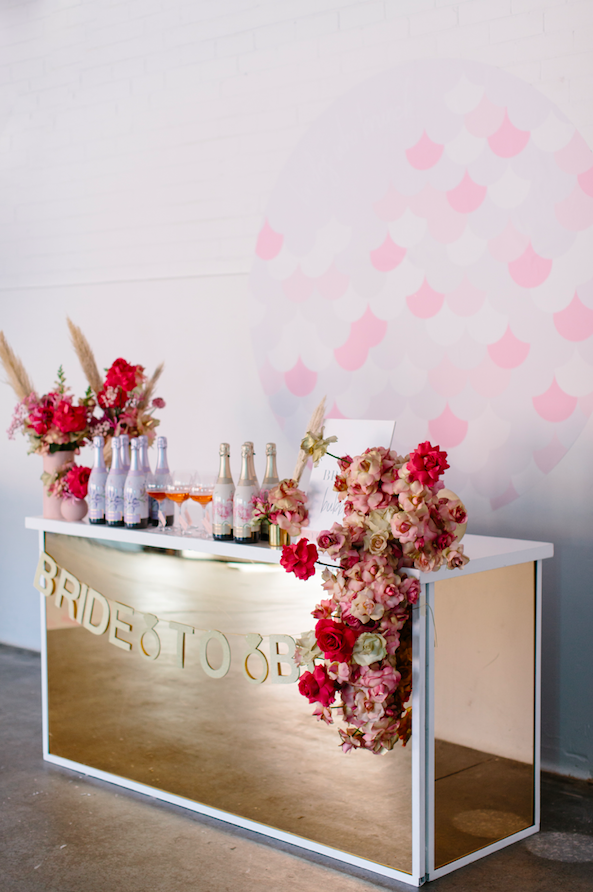 LENZO Bright & Bold Bridal Shower Edit