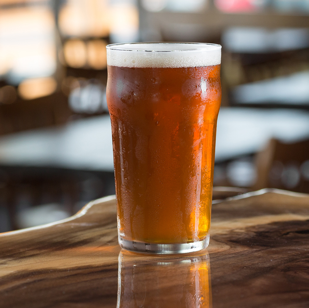 Quarter Quarter Pale Ale   A delicious symphony of tropical hops and yeast character, this easy drinking pale ale is our flagship.