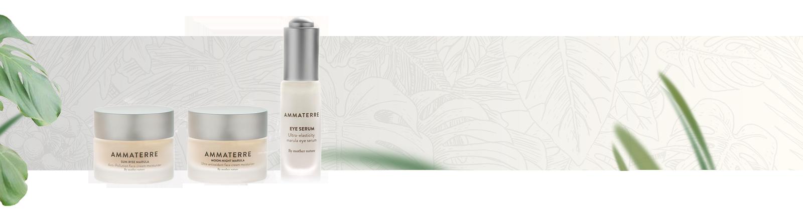 Ammaterre Marula Products -