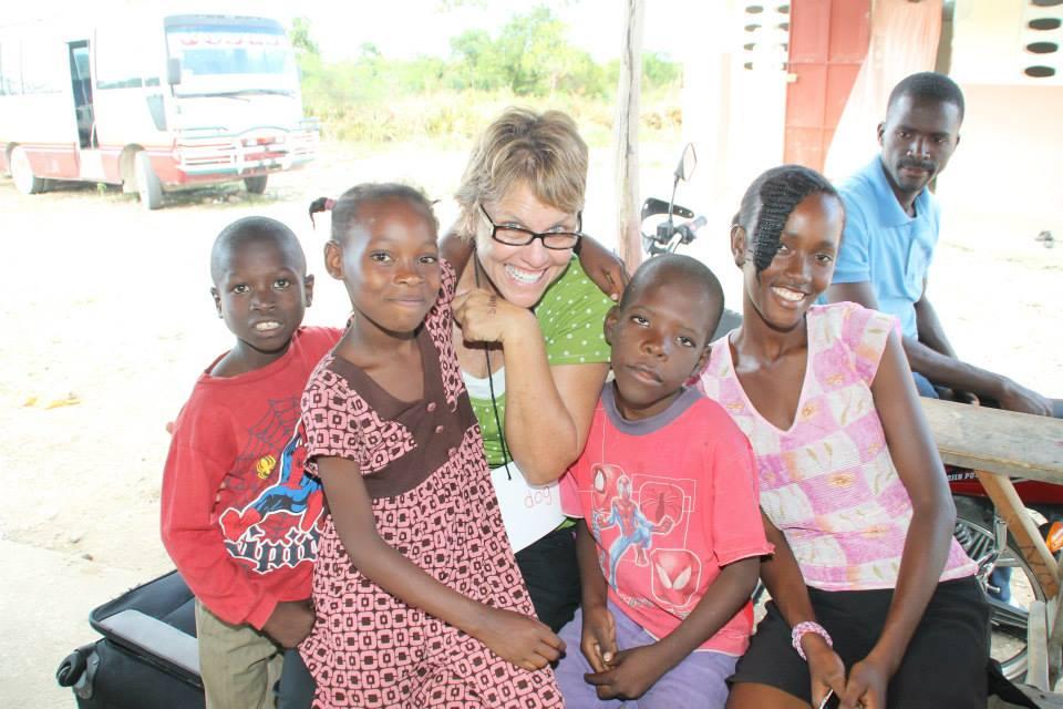 Lynn Johns, Orphanage Liaison