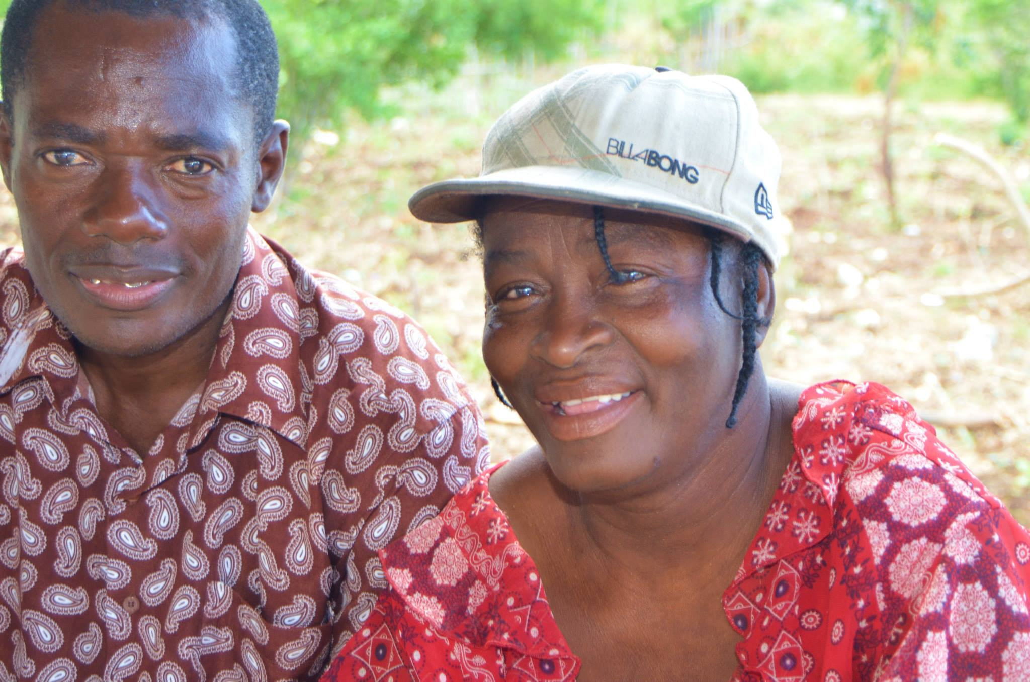 Pastor Honore and Momma Mona - Called by God to care for