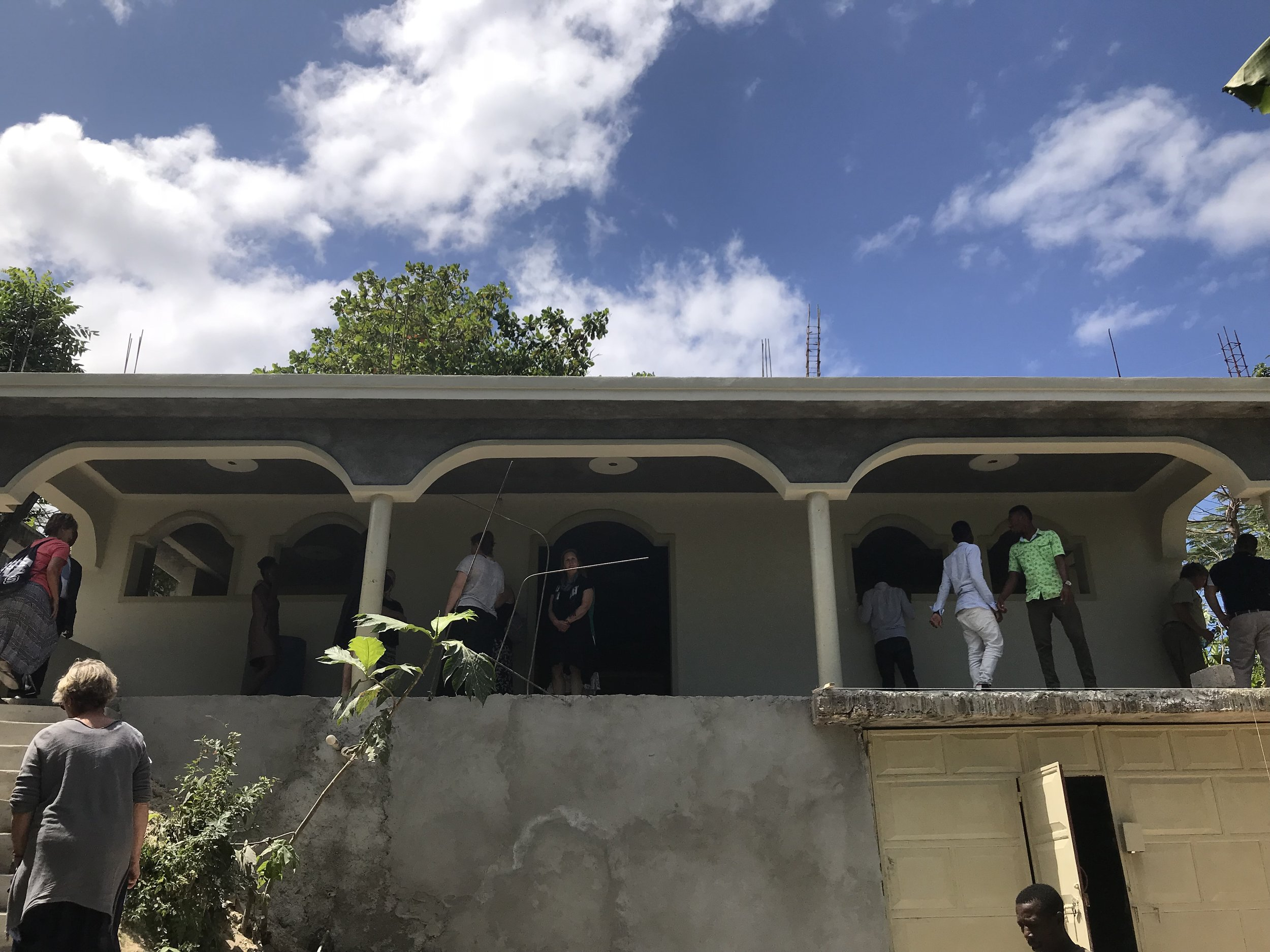 26 BOYS MOVED INTO THE BRAND NEW TRANSITION HOME IN MARCH 2018
