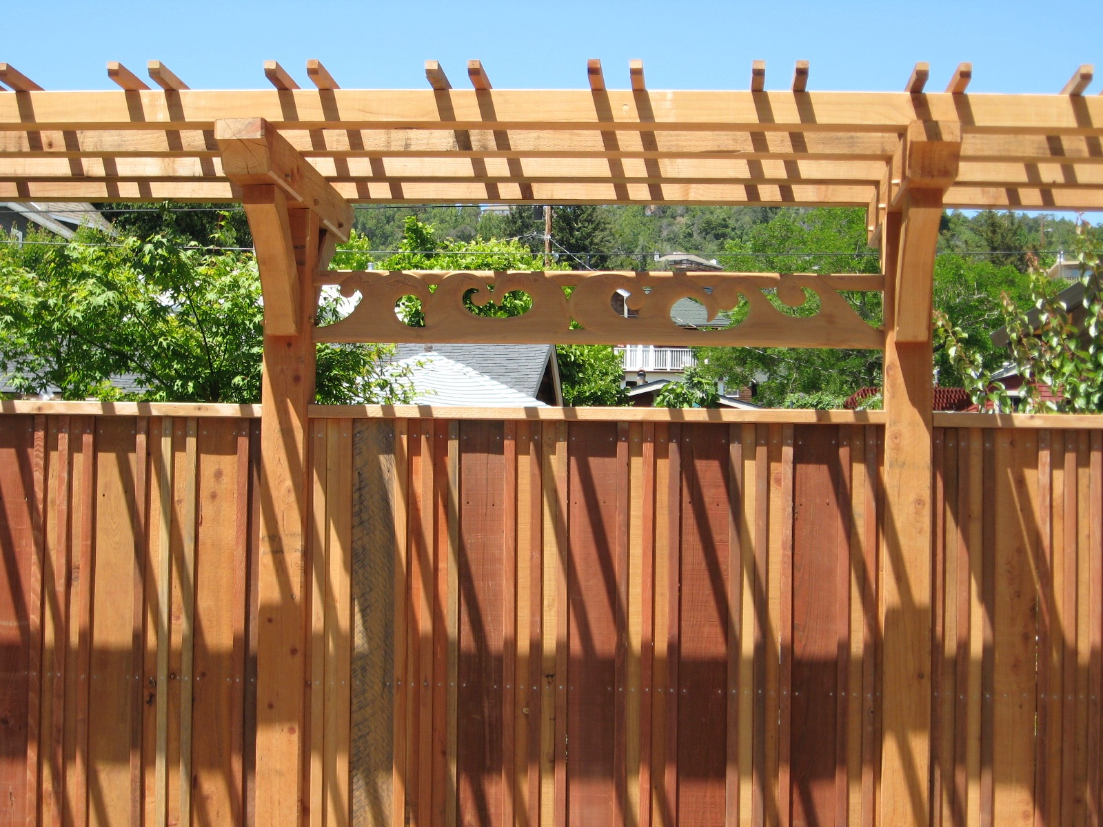 BAYVIEW FENCE AND TRELLIS