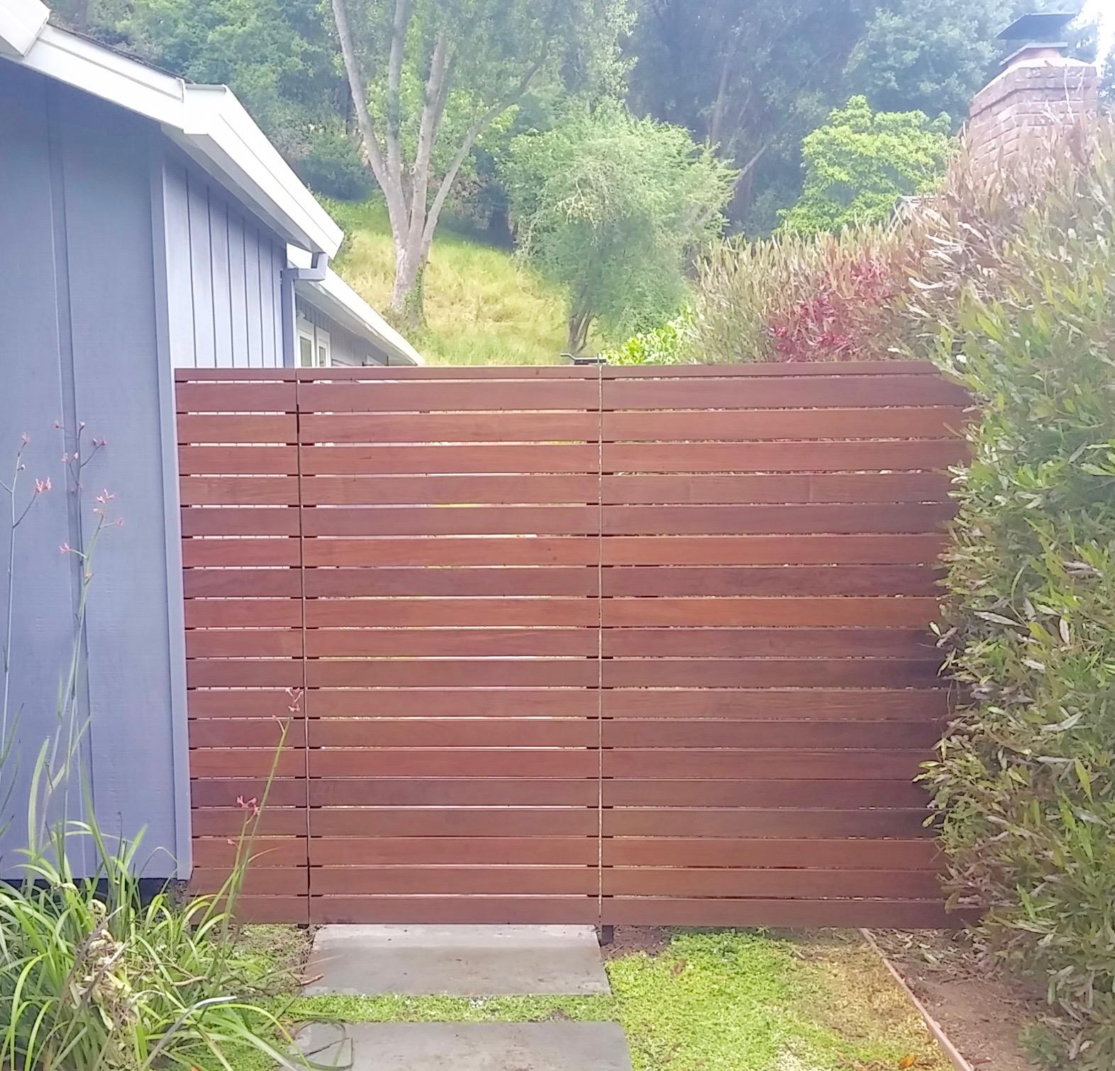 IPE SIDE ENTRY GATE HORIZ