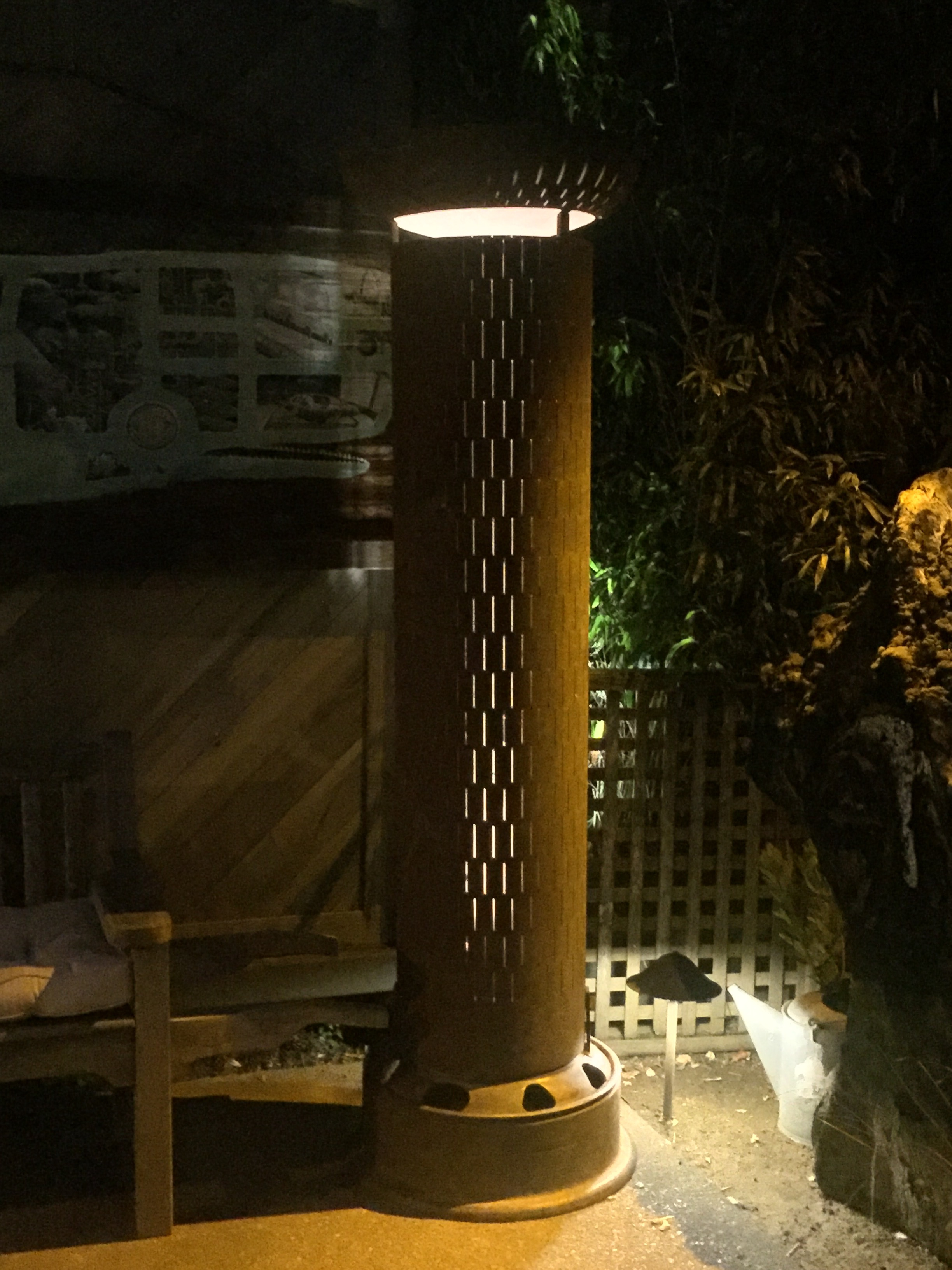 GARDEN ART COLUMN, PLASMA CUT STEEL LIGHT.jpg