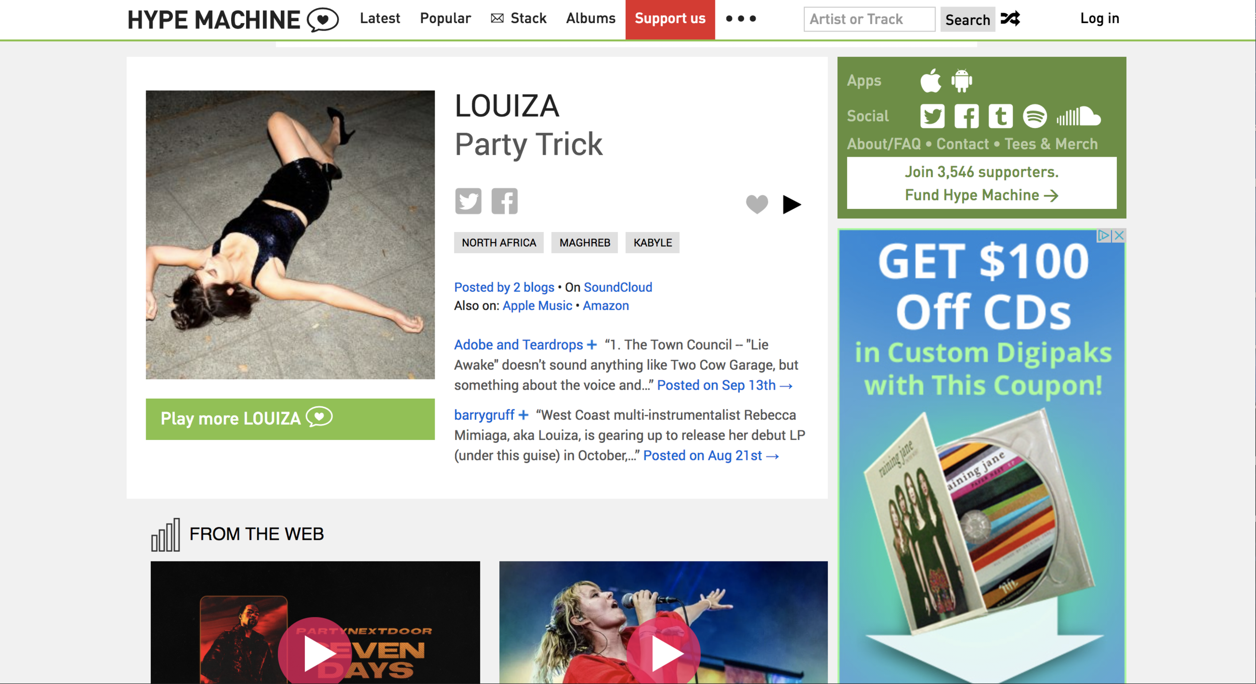 Party Trick on Hype Machine.png