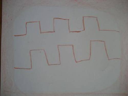 Form drawing castle   Lavender's Blue Homeschool