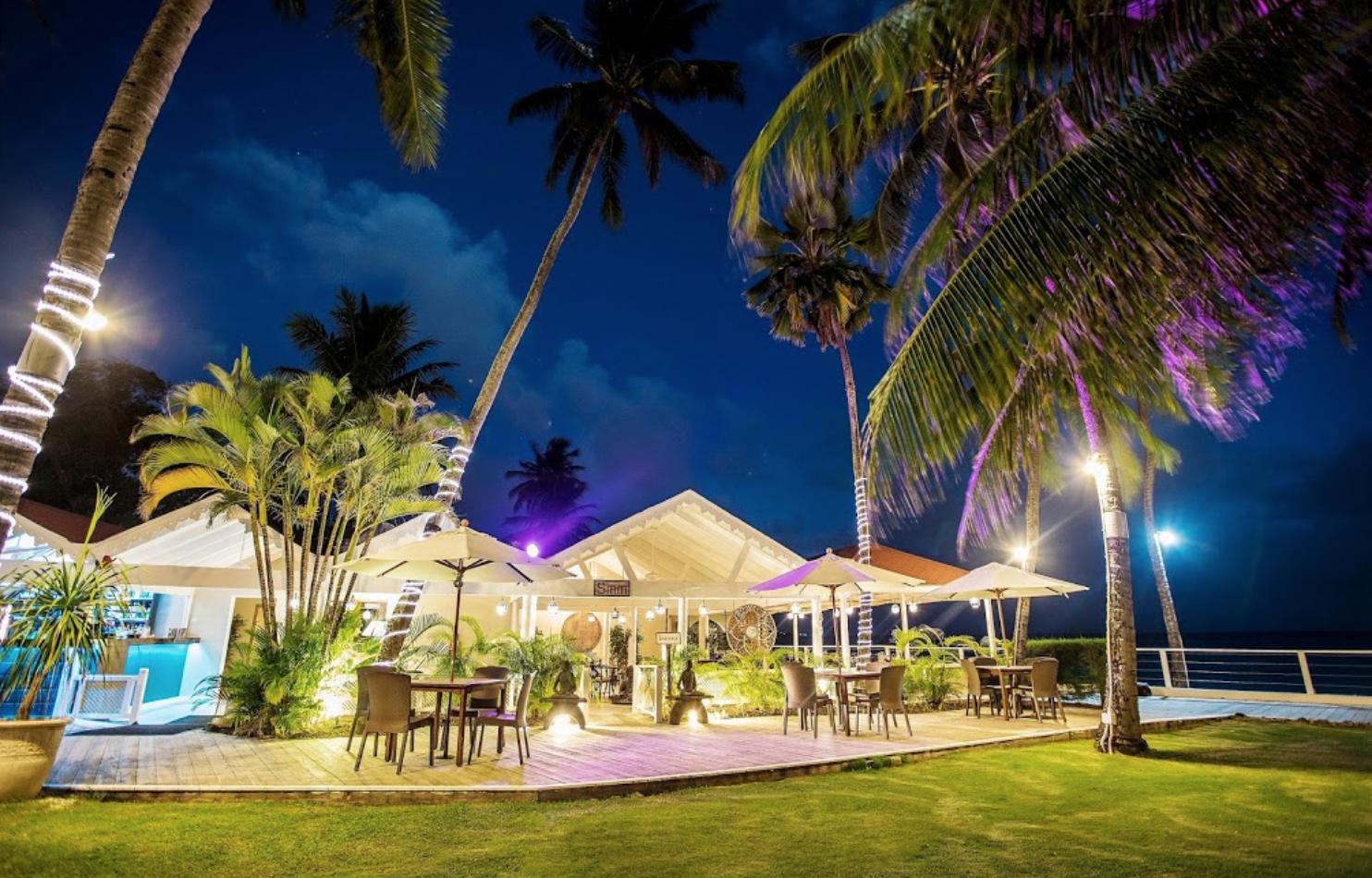 Siam Restaurant deck