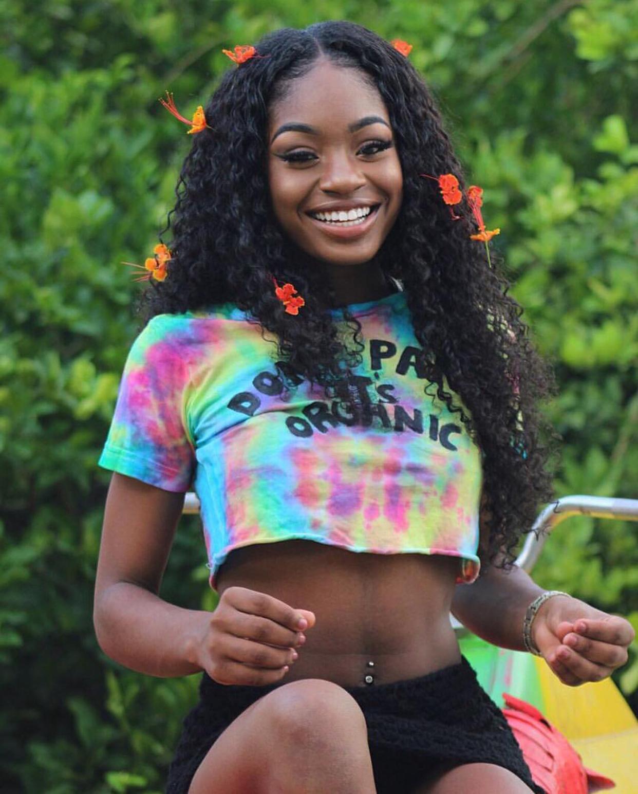 Model - Ifetayo  Top - Kulcha Klothing