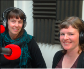 Sustainable Lens Podcast interview - August 2016 - Sara and Beth discuss being 'designers in the Anthropocene' with Shane Gallagher and Samuel Mann in Dunedin, New Zealand, hosts of Sustainable Lens, a show bringing together conversations about resiliency, climate change, and emerging design practices.>> Read More