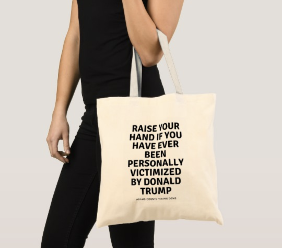TOTE: $20 DONATION    At this point, haven't we all?
