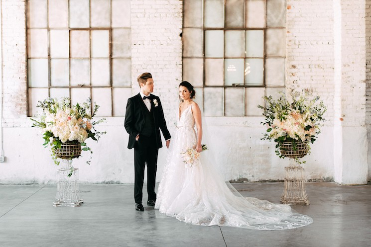 Arkansas Bride: Intimate + Earthy Styled Shoot