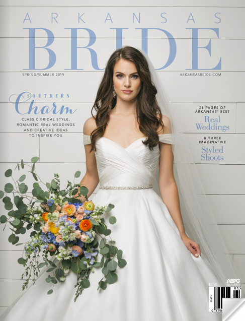 Arkansas Bride: Spring/Summer 2018 Issue