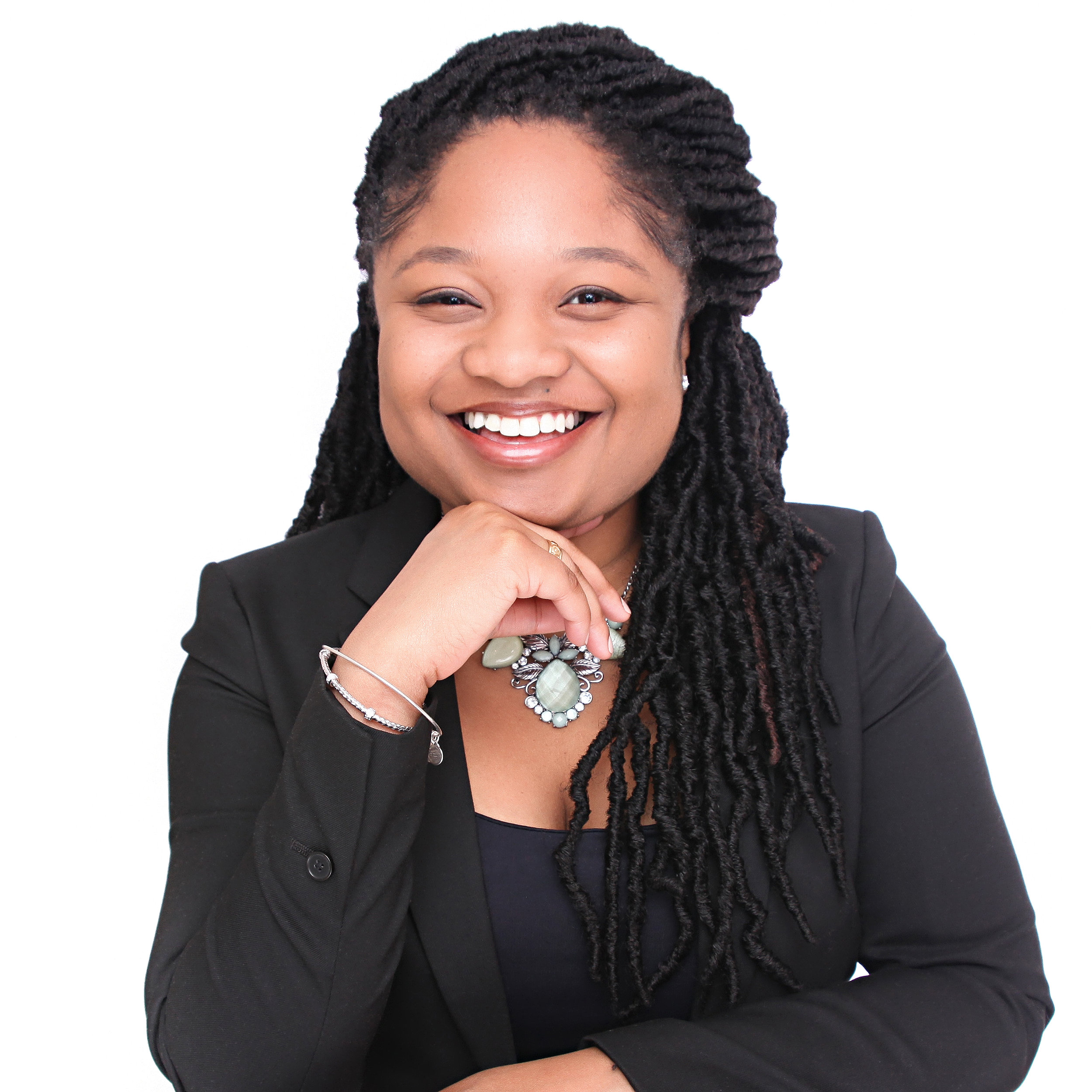 Meet Amaris Watson Gale - Founder, Premarital Therapist + Emotional Wellness Educator