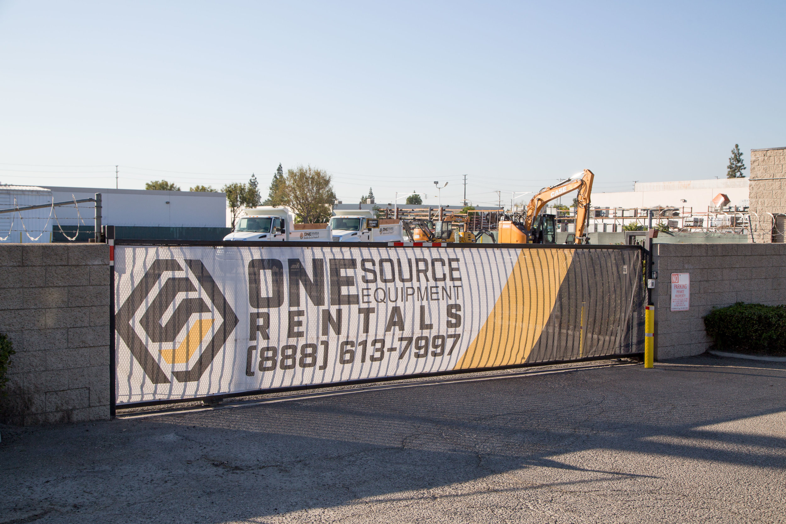 ABOUT OUR COMPANY - ONE SOURCE EQUIPMENT RENTALS TAKES PRIDE IN OUR MISSION TO PROVIDE THE BEST CUSTOMER SERVICE EXPERIENCE WITHIN THE INDUSTRY. WE OFFER AN IMPRESSIVE RANGE OF SPECIALTY EQUIPMENT TO COMMERCIAL AND INDEPENDENT CONTRACTORS.