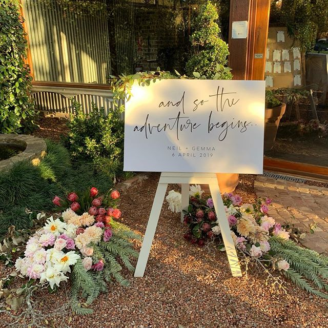 Beautiful beautiful beautiful wedding today for Gemma & Neil at Mali Brae. Thank you guys SO MUCH for having us, so much incredible attention to detail!!