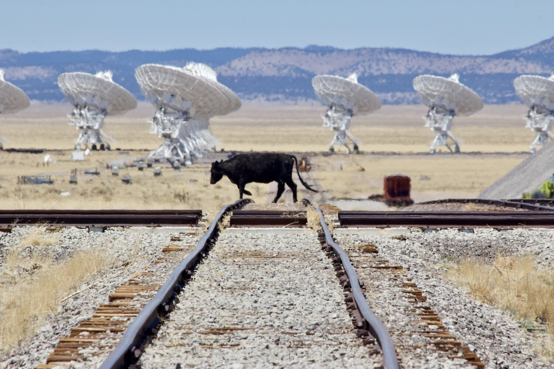 Traveling America By Van: Through Basin And Range