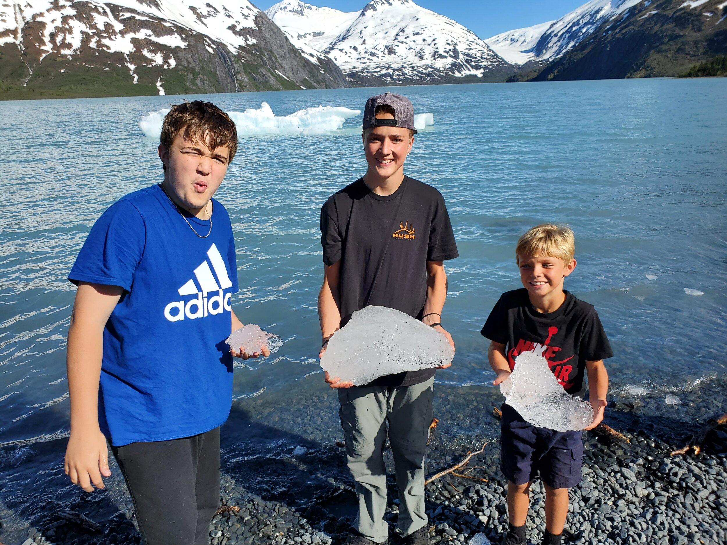 Alaska Adventure 2021: Portage Glacier, Global Warming In Action