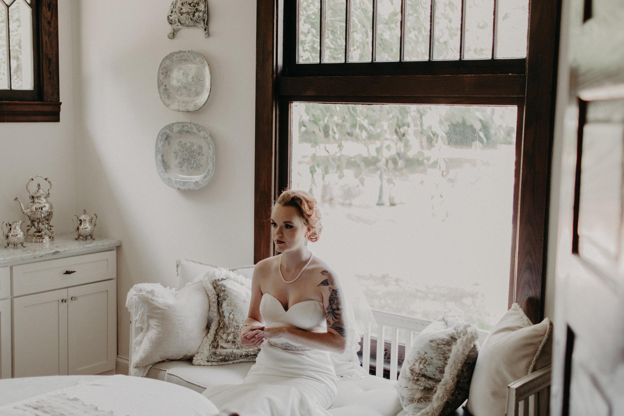 Majestic Franklin Tennessee Bride