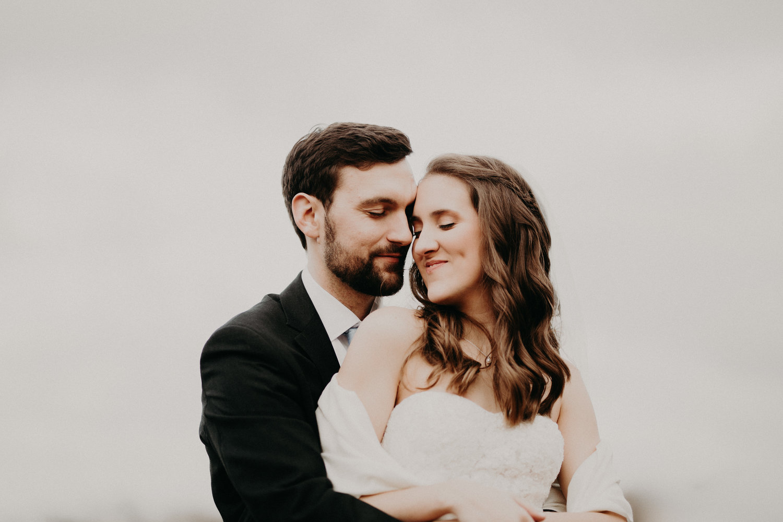 Cuddly Dickson Tennessee Wedding