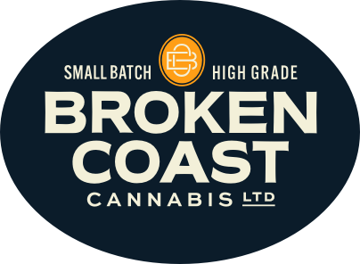 BROKEN COAST  We produce medicinal cannabis of exceptional quality on the shores of the Salish Seas. Our mission is to provide natural, reliable, and accessible products to enhance your wellbeing.