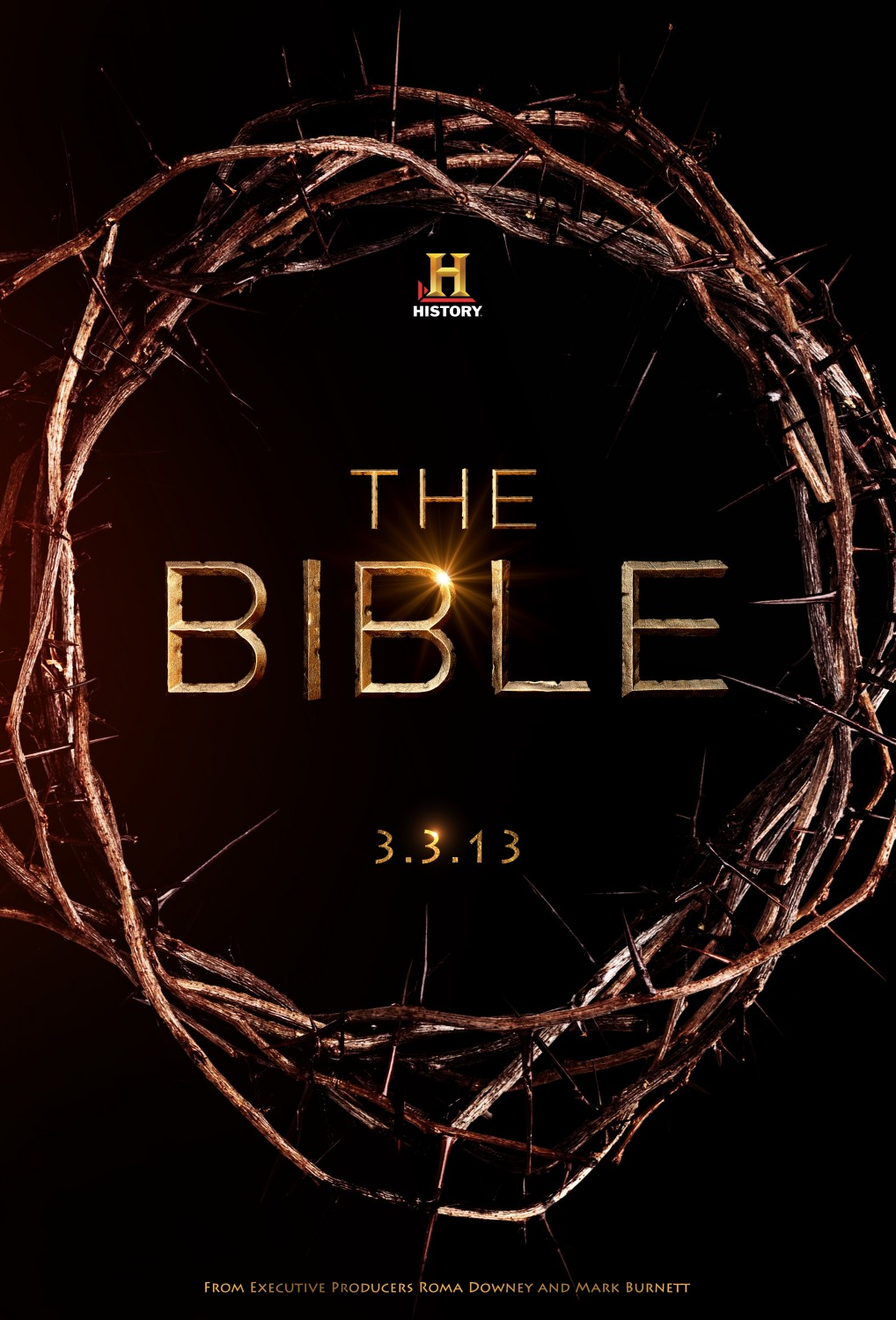 THE BIBLE (MINI-SERIES) - Music by Hans Zimmer and Lorne BalfeMusic Editing by Jessica Weiss