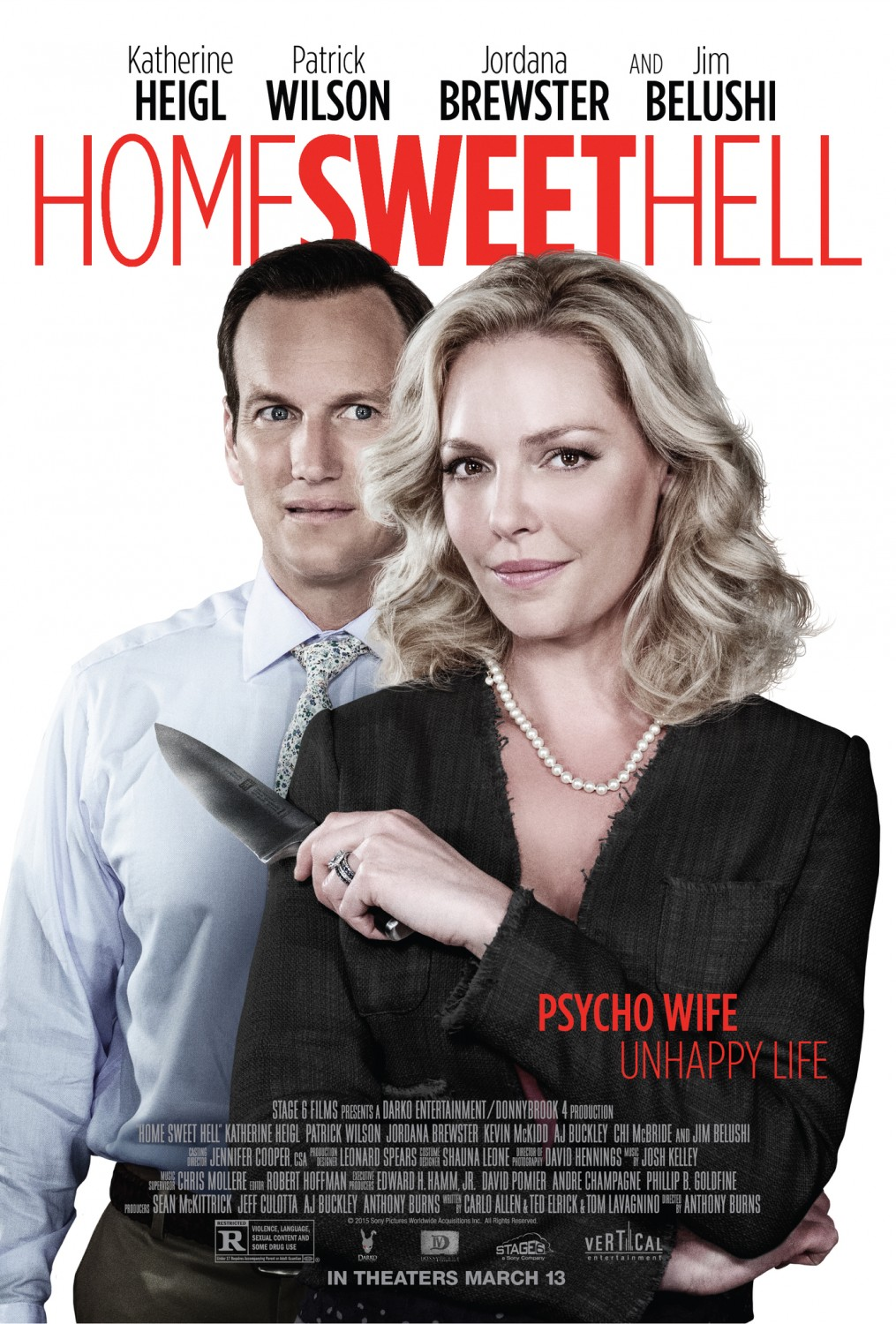 HOME SWEET HELL - Music by Josh KelleyMusic Editing by Jessica Weiss