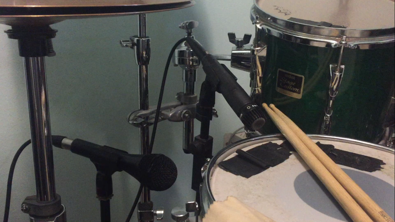 Tame Impala Snare Microphone Placement